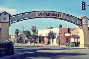 San Fernando sign